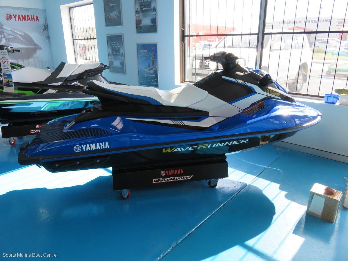 New Yamaha EX Deluxe