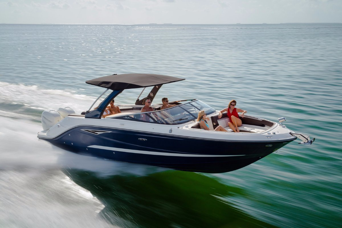 Sea Ray 310 SLX OB Bowrider