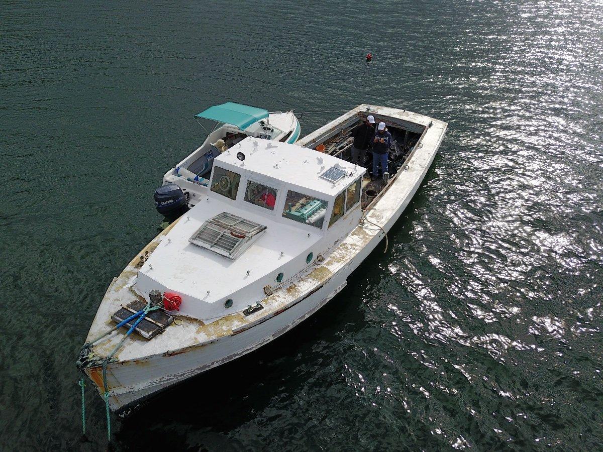 40 Army Work Boat 422 (AWB422)