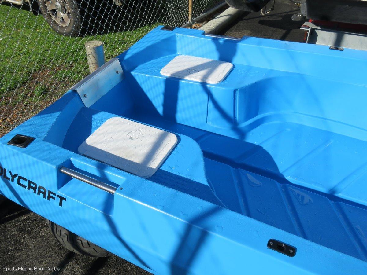 Polycraft 3.00 Tuff Tender:optional storage hatches
