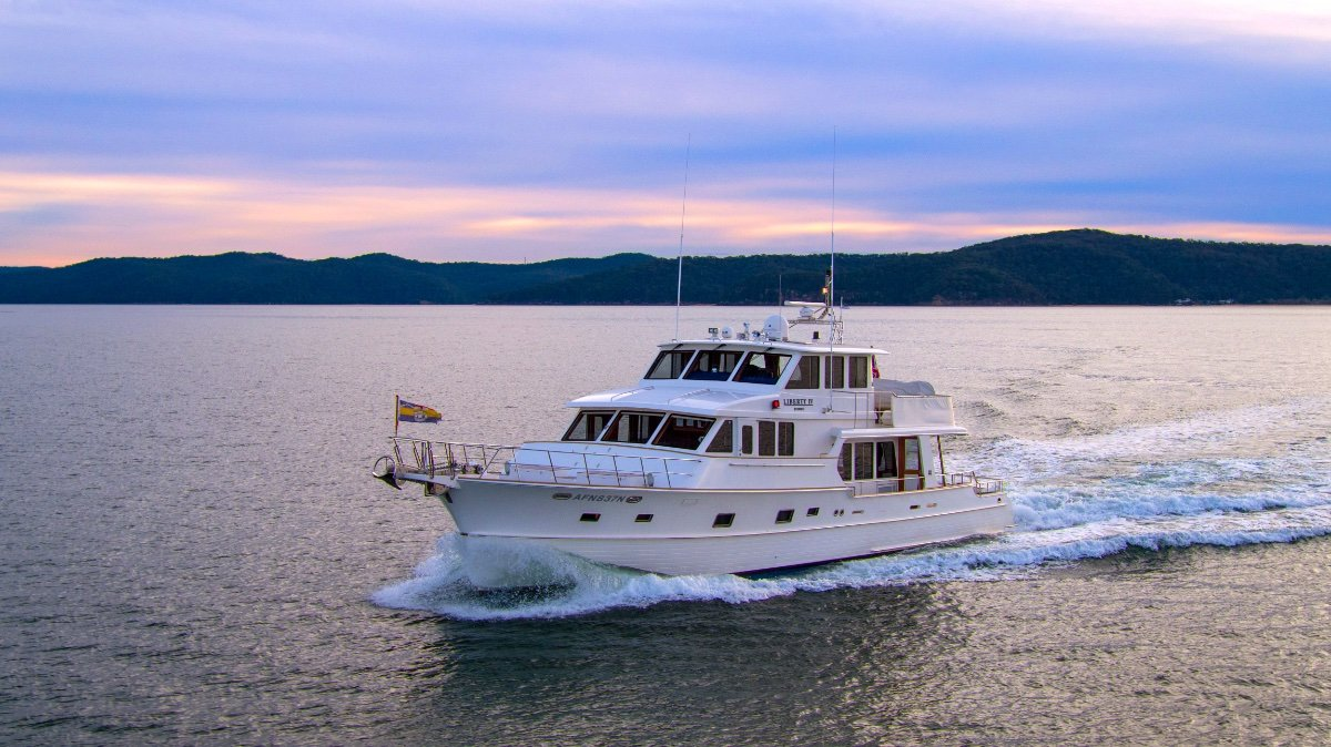 Grand Banks 72 Aleutian PRICE REDUCTION - OWNERS SAY SELL!