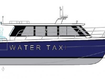 10m 23 Pax Ferry
