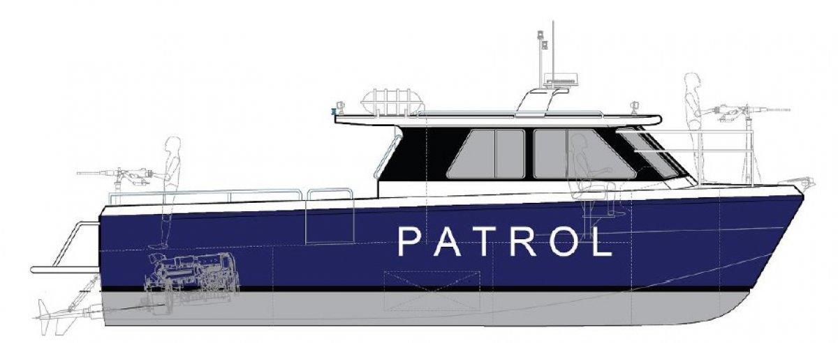 11m Patrol Vessel
