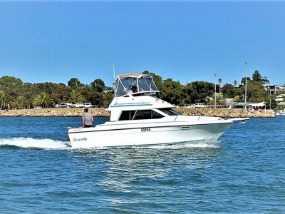 "Bayliner 2655 Ciera Flybridge "" FURTHER MASSIVE REDUCTION ***$34900***"