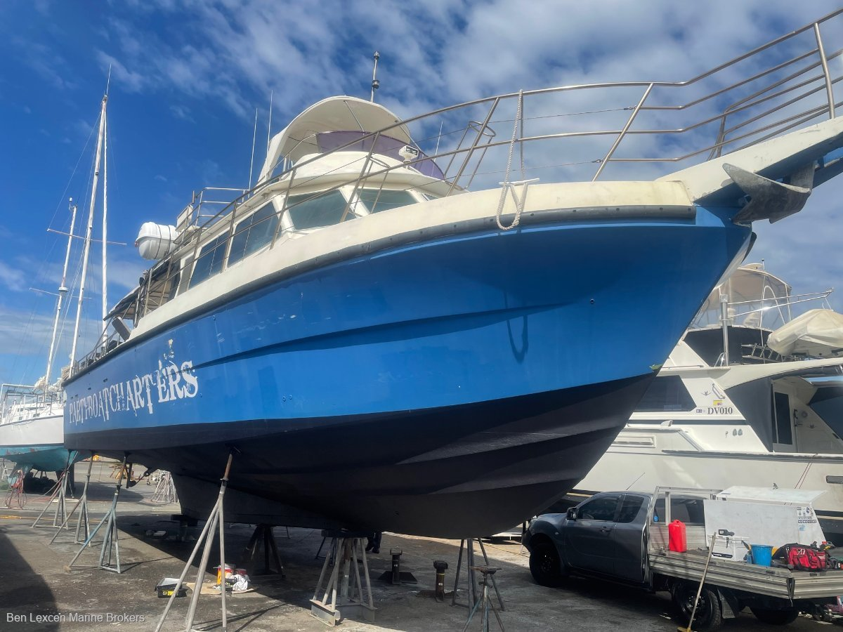 Custom MULTI LEVEL CHARTER VESSEL