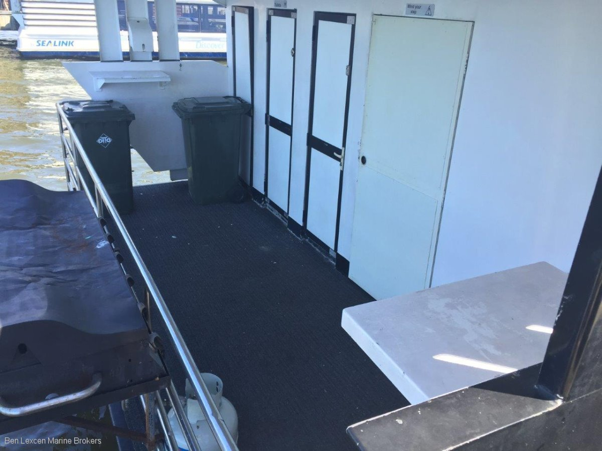 Custom PARTY BOAT BUSINESS