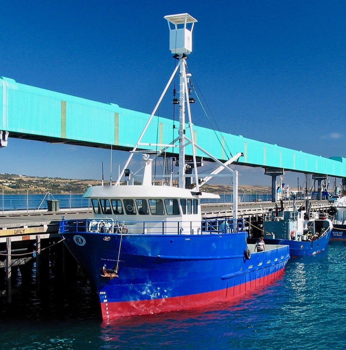 25m Fishing Vessel