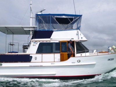 Kong Halvorsen Island Gypsy 36