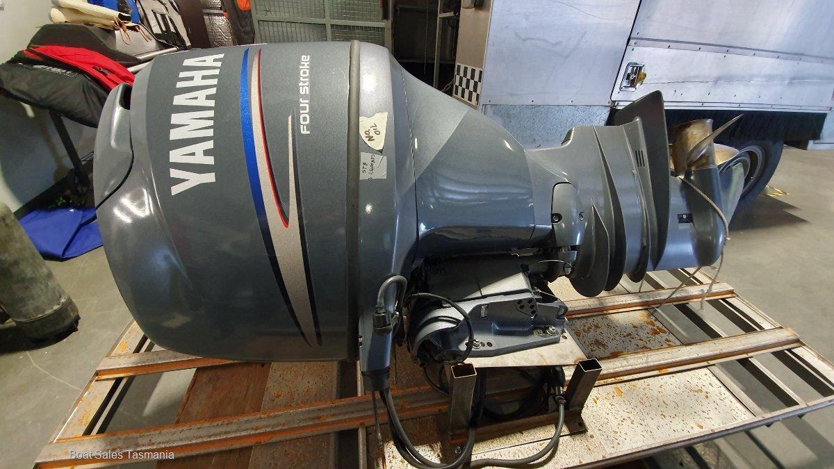Decommissioned Yamaha Motors ex Tasmania Police
