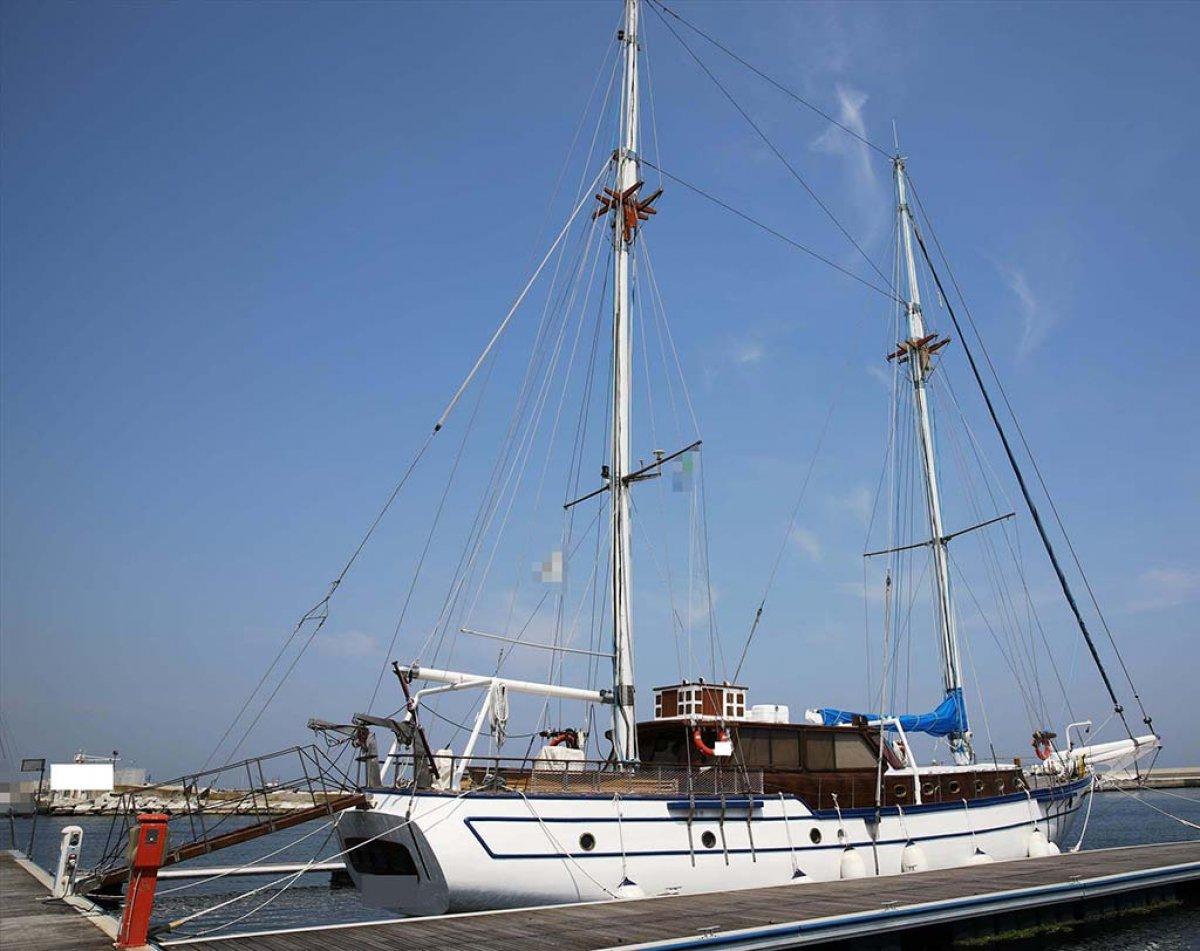 22.5m Charter Yacht