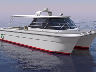 10m Day Cruiser Catamaran