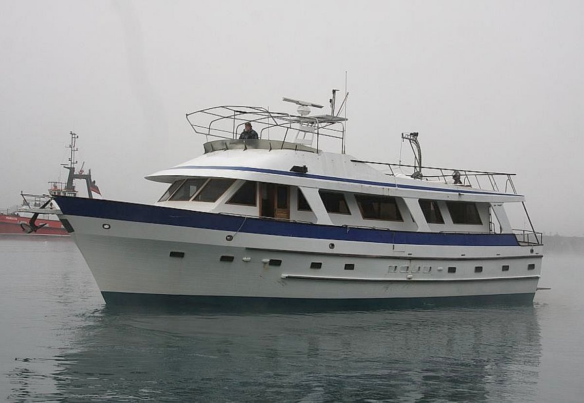 Sea Ranger 65 Motor Yacht