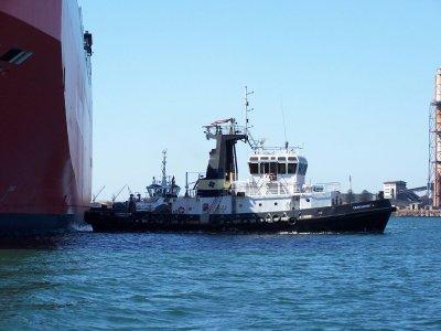 37m Custom Tug