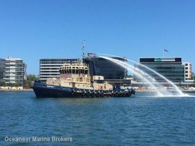 37m Harbour Tug