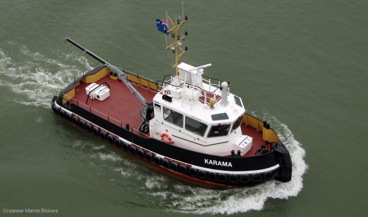 16m Custom Tug