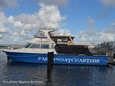 Precision Marine 1985 Charter Vessel PRESENT ALL OFFERS