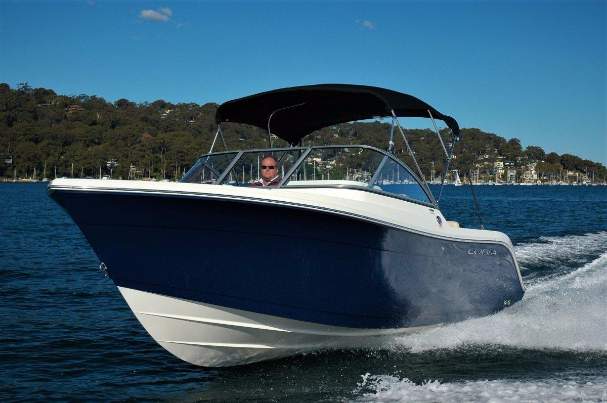 Cobia 220DC - New Boat In Stock