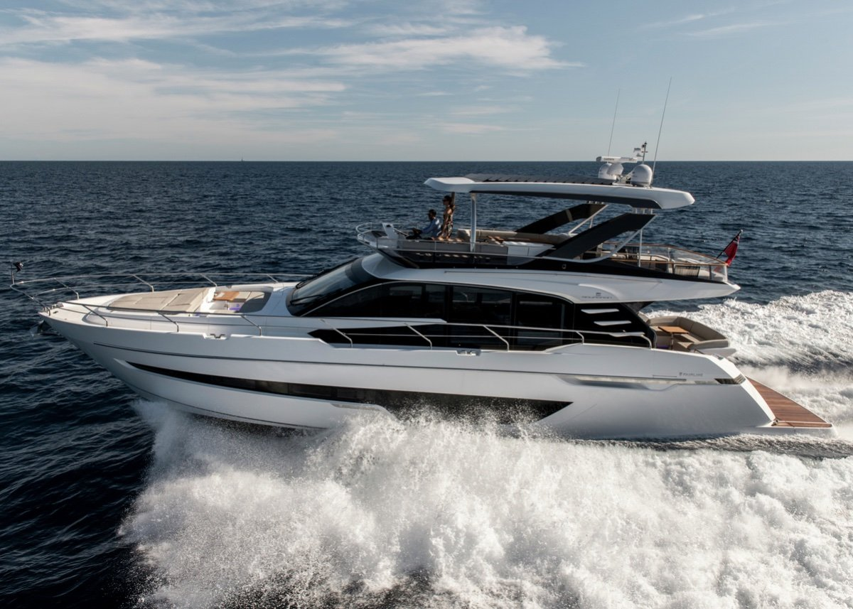 New Fairline Squadron 68