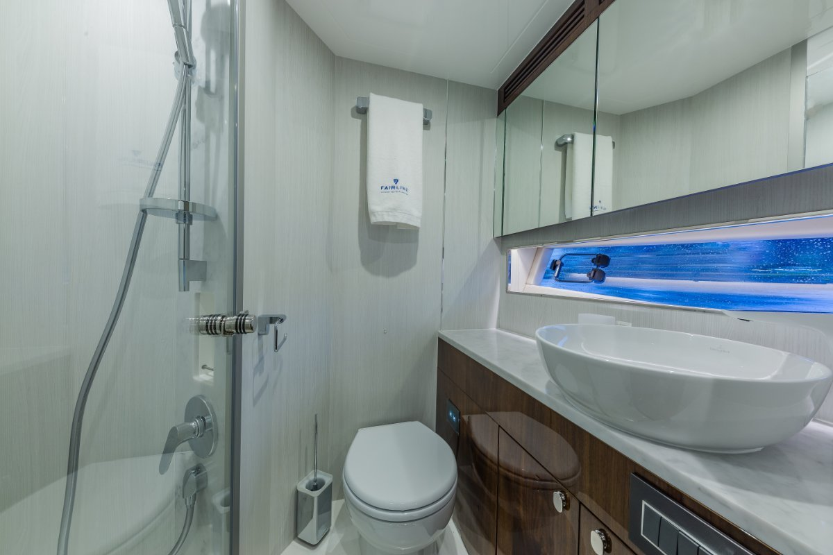 New Fairline 65 GTO