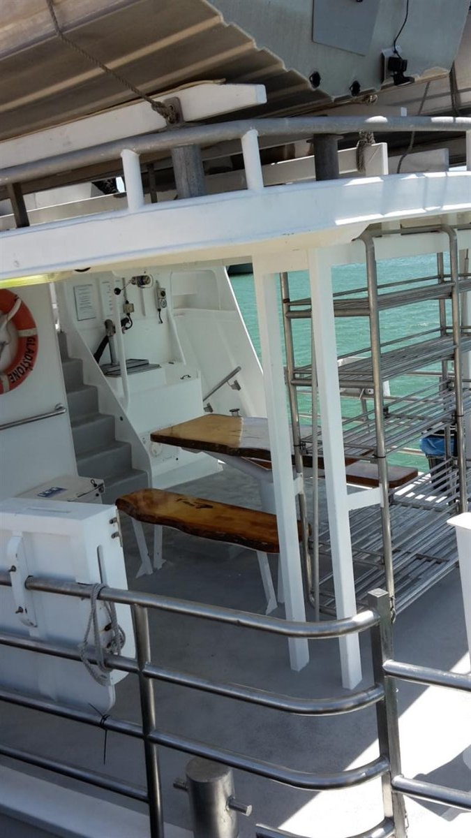 Charter / Dive / Fishing / Passenger Vessel