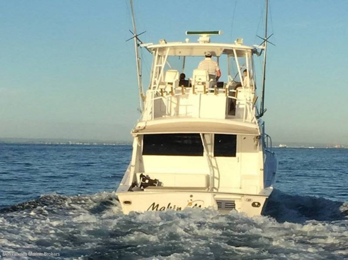 Ocean 55 Super Sport Ocean Yachts