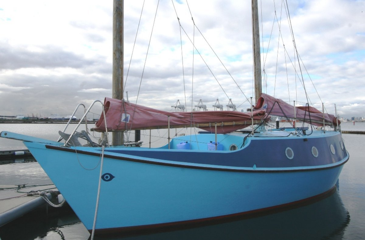 Benford Dory 34 Junk Rig: Sailing Boats | Boats Online for Sale ...