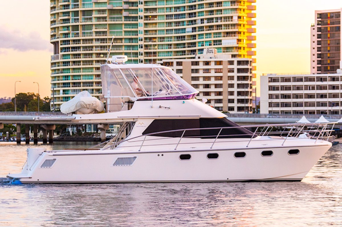 Montebello 41 Power Catamaran Motivated vendor