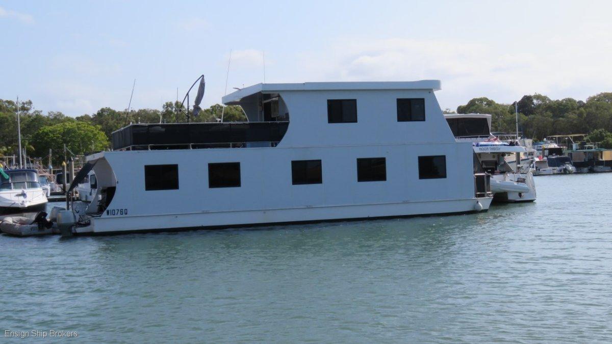 Eagle Catamaran 55