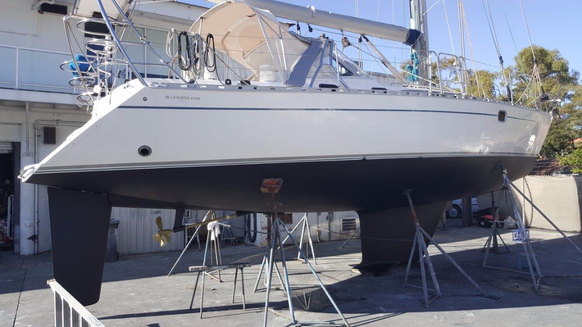 Bluewater Cruising Yachts Bluewater 450M