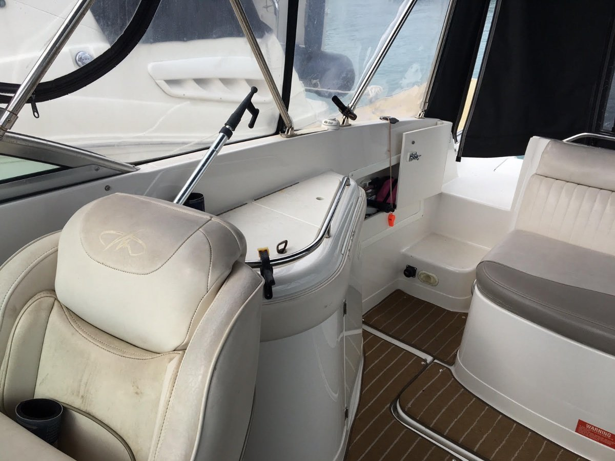 Monterey 245 Cruiser Weekender, Day tripper in the river or the sea!!