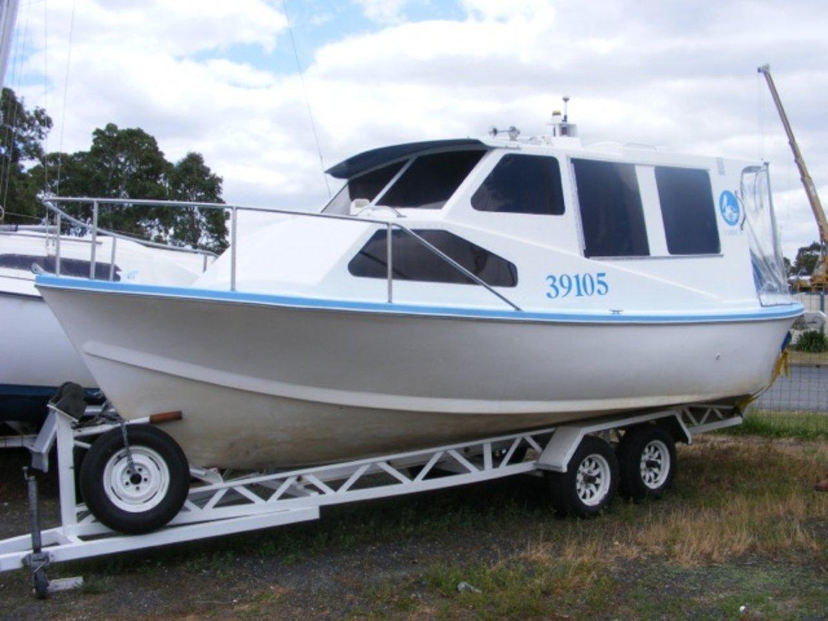 Custom Trailer Cruiser