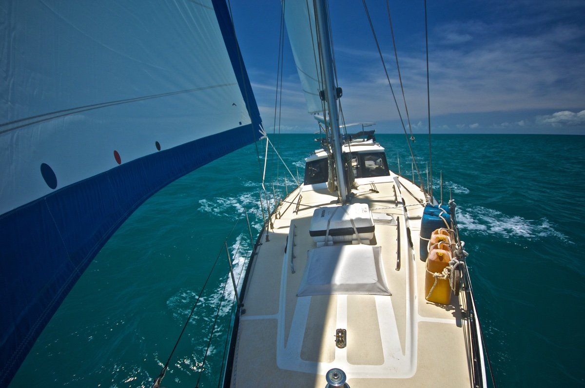 Oceanic 46 Blue water cruising yacht