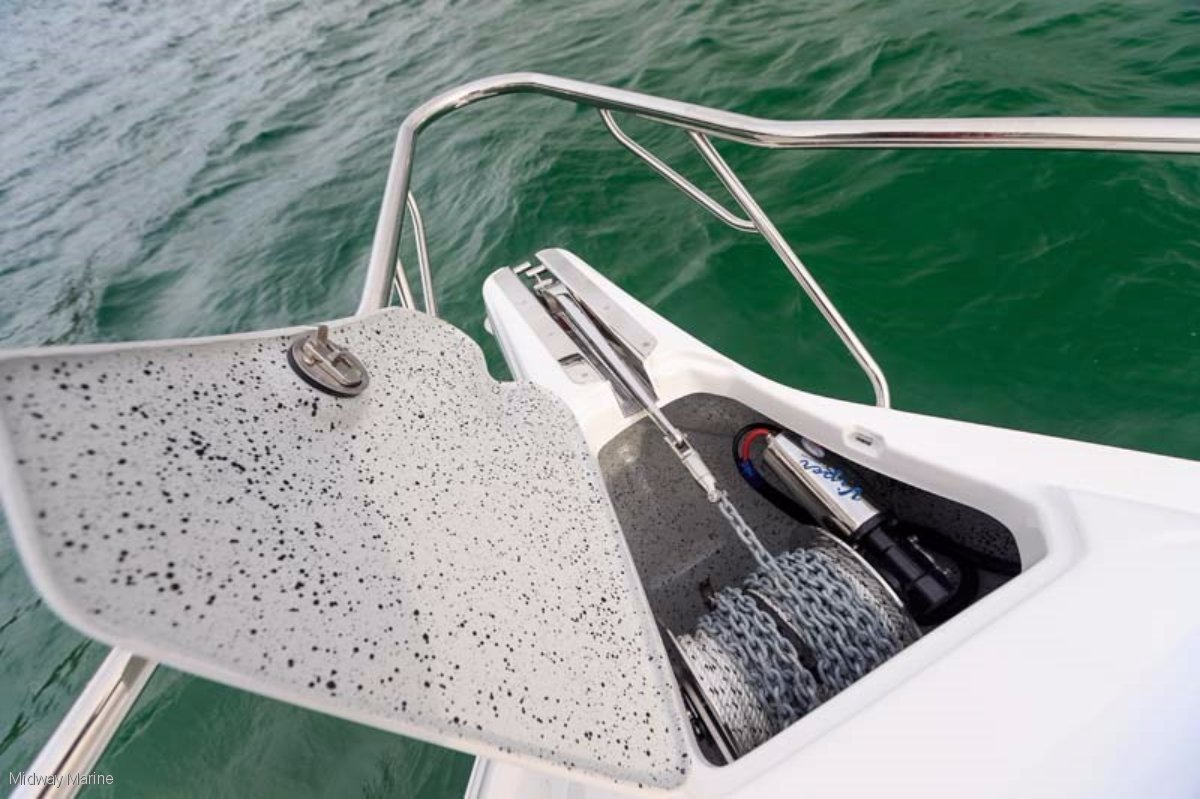 New Haines Hunter 565 R