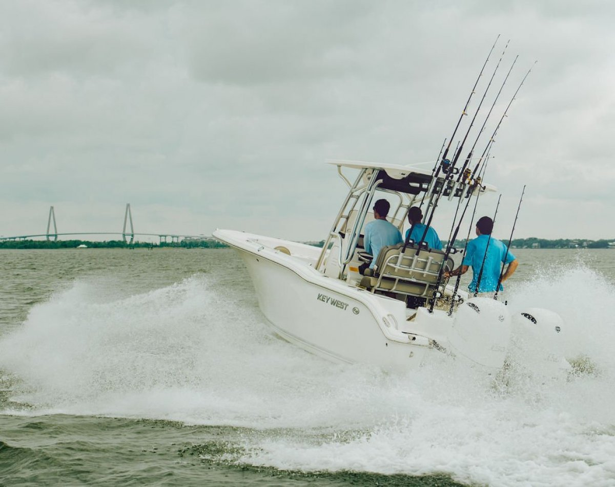 Key West 244CC Bluewater Offshore