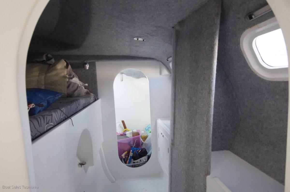 Chamberlin 14 Cruising Cat.