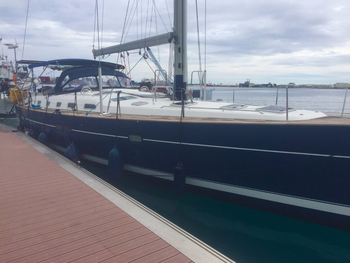 Beneteau Oceanis Clipper 523 Second Owner - Never Chartered - Fully Equipped