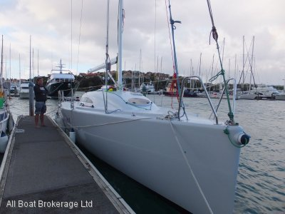 Bakewell-White Z39 modified wade boatbuilders