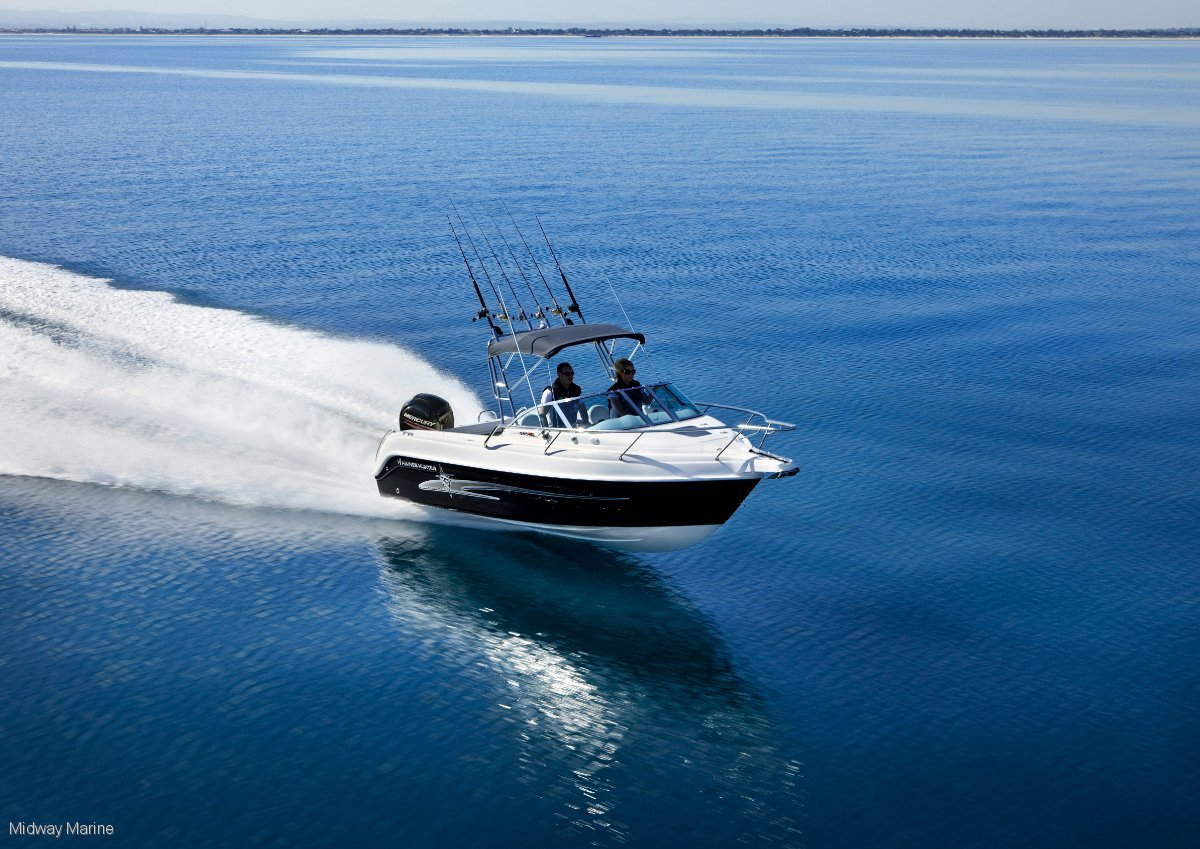 New Haines Hunter 585 R