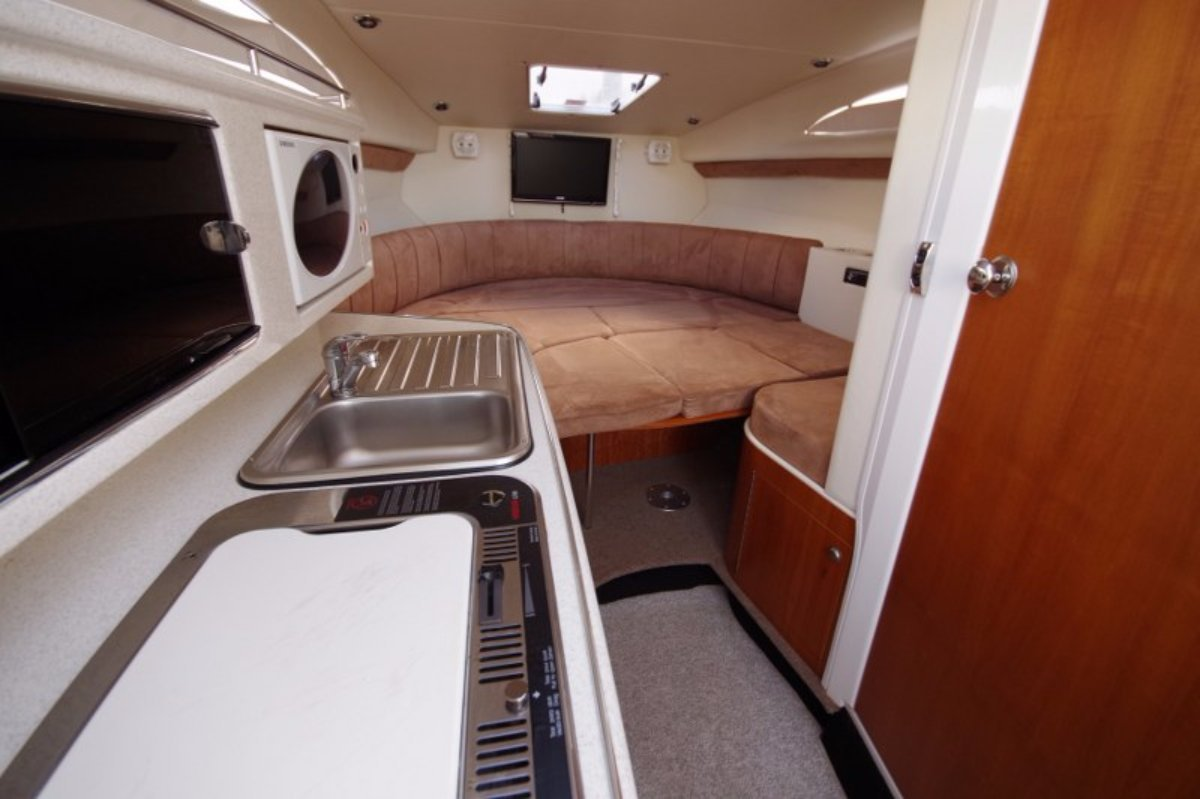 Whittley CR 2800 Cruiser