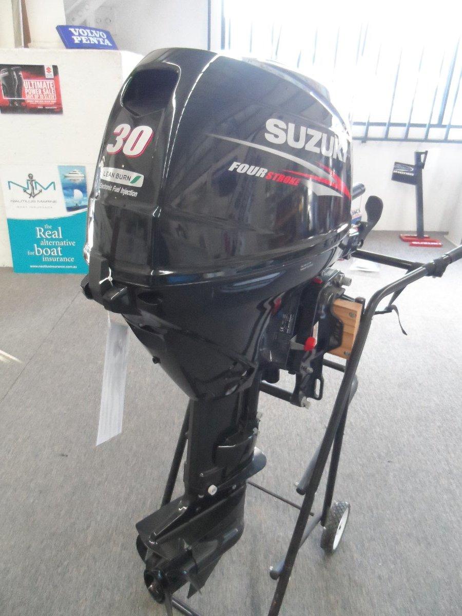 Suzuki DF30AQHL As New