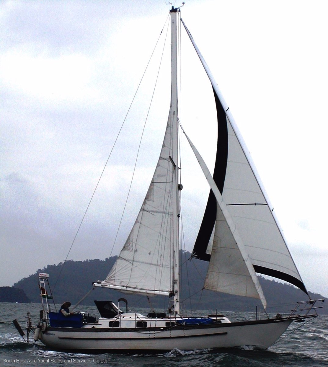 Are asian used sailboat for sale consider