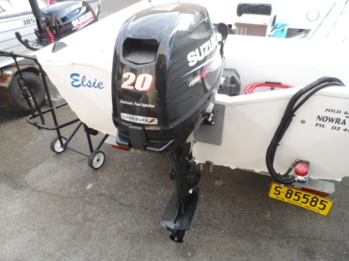2012 Suzuki DF20AEL
