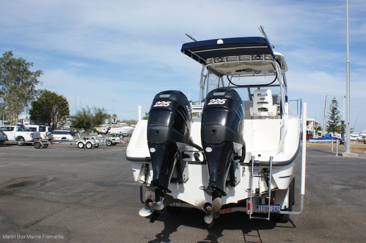 Boston Whaler 285 Conquest With Twin Mercury Verado's