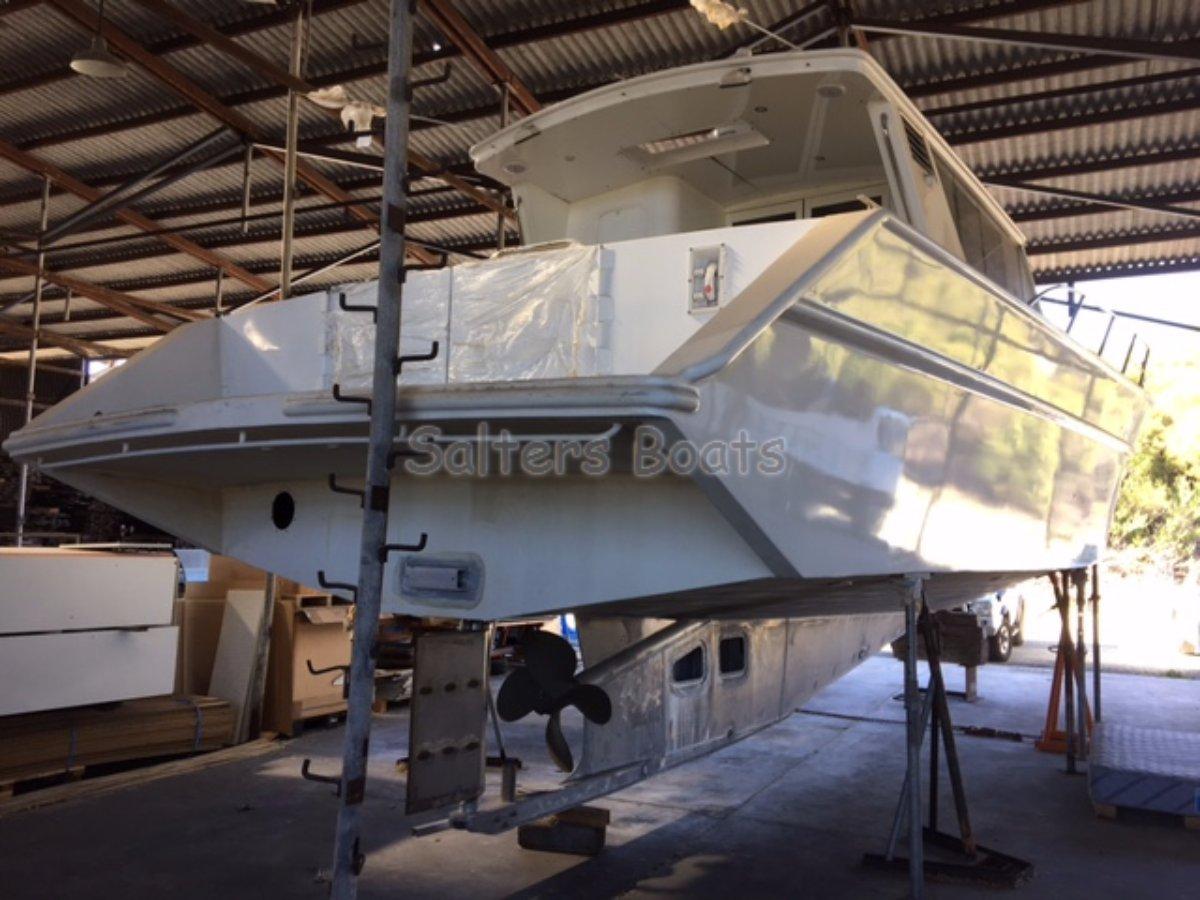 Jackman 12m Walkaround Motor Sailer