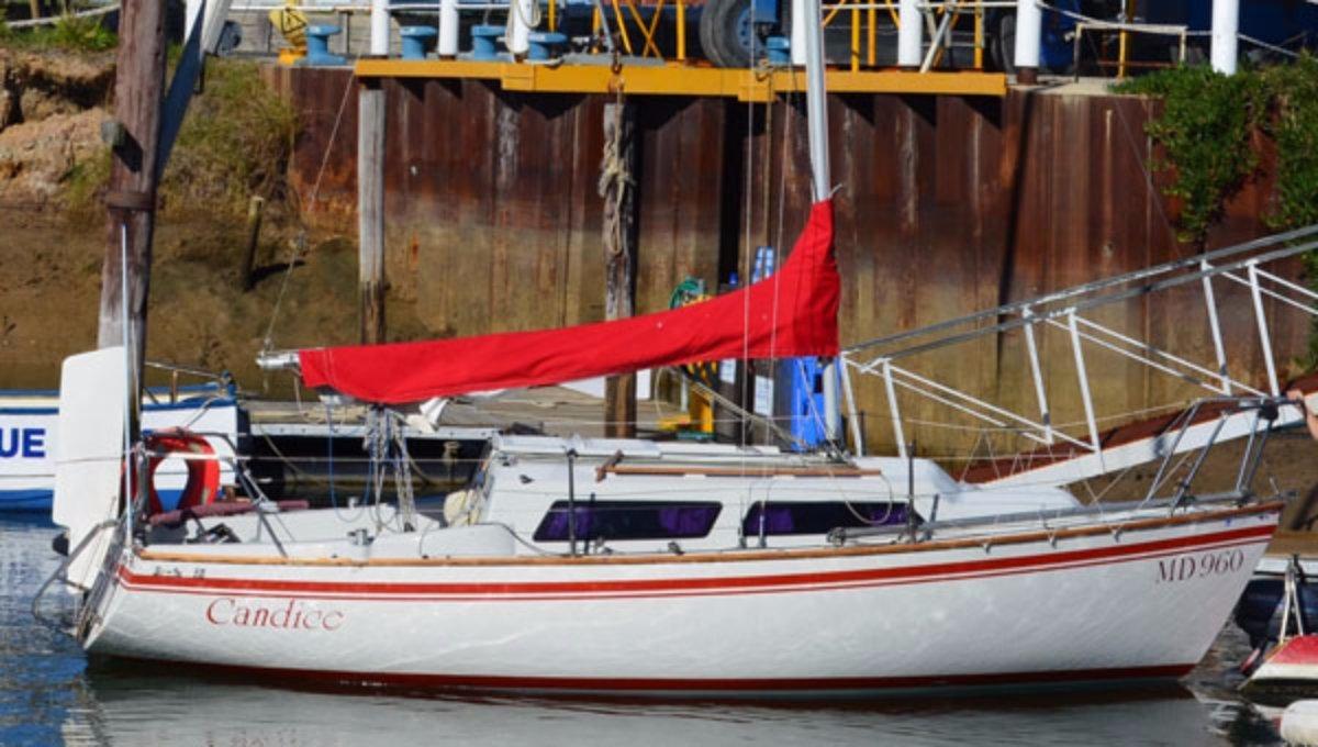 Bonito Trailer Sailer