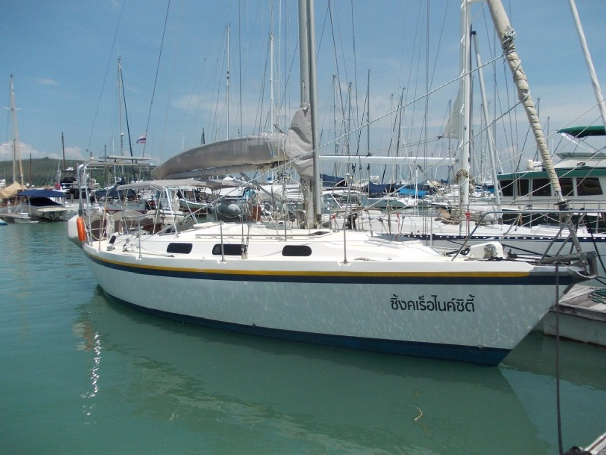 Used Tosca 36 Tosca 36 - Solid Aft Cabin Cruiser for Sale | Yachts For