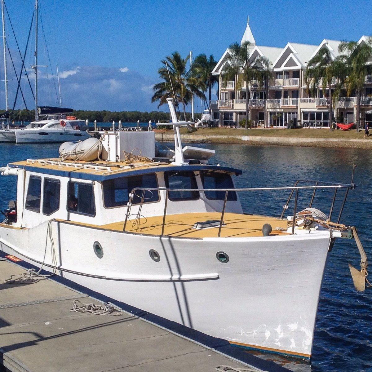 Custom Timber Bay Cruiser