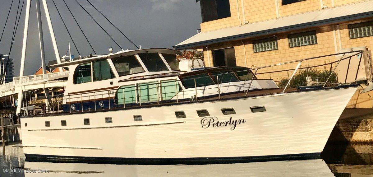 Bracken Cruiser 1965 Bracken Coastal Cruiser
