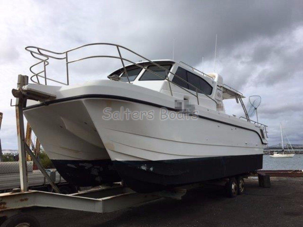 Leisurecat 3500 Deepwater Charter