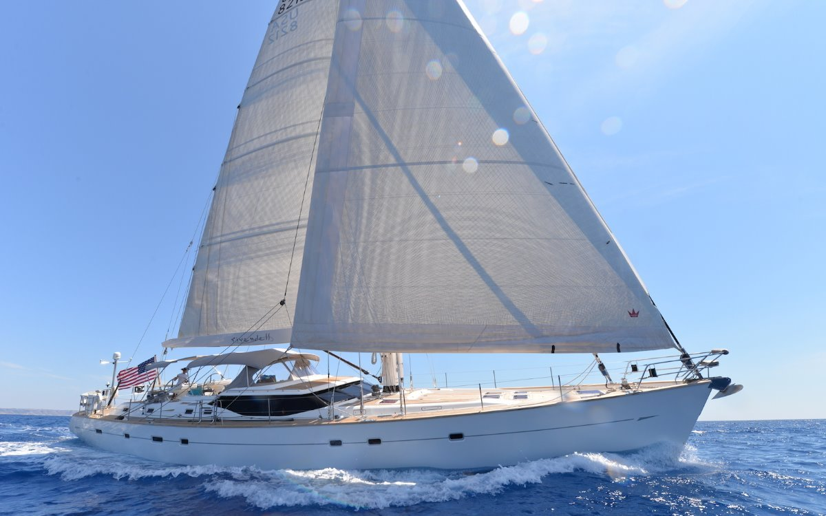 Oyster 82 'RIVENDELL'